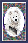 Samoyed Puppy Designer Products Gifts
