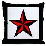 Nautical Star Tile Boxes Coasters & Cozy Pillows