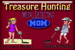 Treasure Hunting T-shirts and gifts.