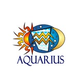Aquarius T-shirts and gifts.