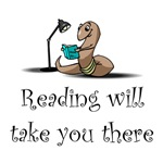 Reading Will Take You There
