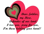 DEAR SOLDIER GIFTS