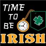 TIME TO BE IRISH