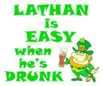 Lathan is EASY when he's DRUNK (Style B)