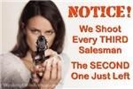 Notice: We Shoot: