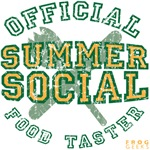 OFFICIAL SUMMER SOCIAL FOOD TASTER