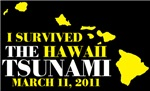 I Survived the Hawaii Tsunami 2011