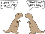 The Loving T-Rex