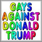Gays against Donald Trump