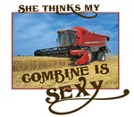 She Thinks My Combine is Sexy