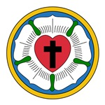Lutheran Church Rose Emblem