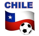 Chile Soccer 2014 T-Shirts