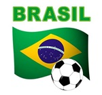 Brasil Futebol 2014 T-Shirts