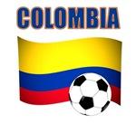 Colombia Futbol / Soccer 2014