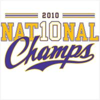 2010 National Champs