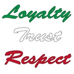 Loyalty trust respect