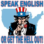 Uncle Sam Seak English