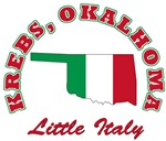 Krebs Oklahoma Little Italy