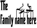 The Godfather family name