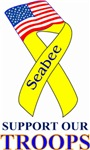 Support the Troops Seabee
