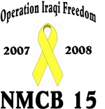 NMCB 15/ 2007-2008 Operation Iraqi Freedom