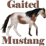 Pinto Gaited Mustang