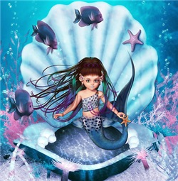 Best Seller Merrow Mermaid 2