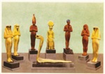 A Groop of Ancient Egyptian Gods