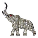 Rhinestone Elephant