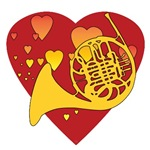 French Horn Heartsong