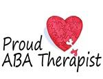 Proud ABA Therapist
