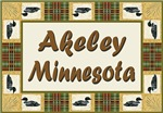 Akeley Minnesota Loon Shop
