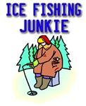 Icefishing  Junkie