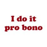 I Do It Pro Bono