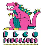 deco dinosaur 2
