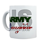 US Army Daughter Stars & Stripes Mugs & Gifts