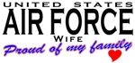 Proud United States Air Force Wife