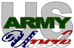US Army Uncle Stars & Stripes T-shirts & Gifts