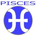 Pisces Zodiac Sign Designs