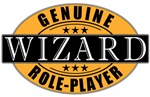 Genuine Role-Player Wizard T-shirts & Gifts