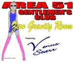 Club Area 51 (Venus) T-shirts, Gifts & Apparel
