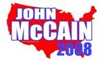 Elect John McCain 2008 T-shirts & Gifts
