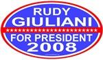 Rudy Giuliani 2008 T-shirts & Gifts