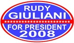 Rudy Giuliani 2008 T-shirts & Gifts