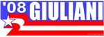 Giuliani 08 Stars & Stripes T-shirts & Gifts