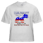 United States Navy Freedom Isn't Free T-shirts