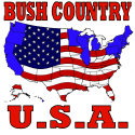 Bush Country USA T-shirts, Apparel and Gifts!