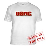 U.S. Marine Corps T-shirts, Clothing & Apparel