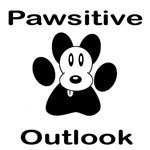 Pawsitive Outlook Dog