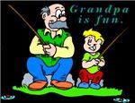 Grandpa is Fun